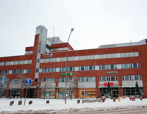 Kiinteistö Oy Heikkilänaukio, Lauttasaari
