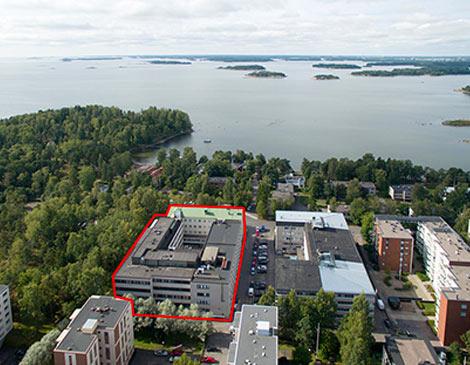 Helsinki, Särkiniementie 3, Lauttasaari